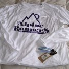 Alpine Runners CoolMax Long Sleeve - Size Medium