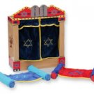 Wooden Torah Set with Ark - By KidKraft