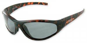 Pacific Reef  - Dark Tortoise w/TAC Smoke Polarized 1.0MM Lenses