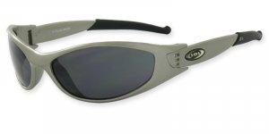 G-Force - Silver w/PC Smoke Lenses