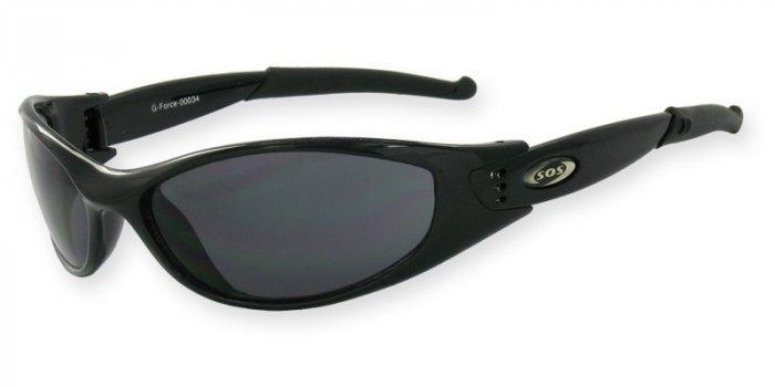 G-Force - Black w/PC Smoke Lenses