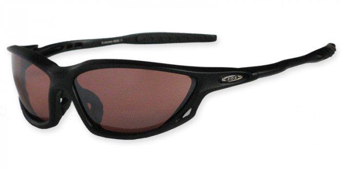 Evolution - Matte Black w/PC DeCenter Driver Lenses + Tech Kit