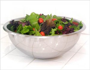 "Case of 8 10"" Hot/cold Serving Bowls"