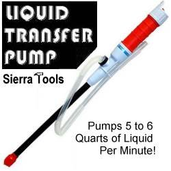 Case of 24 B/O Liquid Transfer Pump
