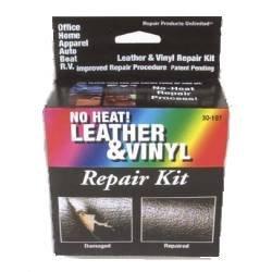 Case of 6 Liquid Leather No Heat Leather/Vinyl Repair Kit