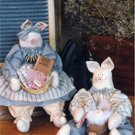 Primitive Pigs Craft Pattern