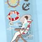 Jolees Cruise Ship embellishments for scrapbook greeting card altered art crafts