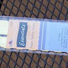 Plaid paper tearing ruler notch pattern MIP