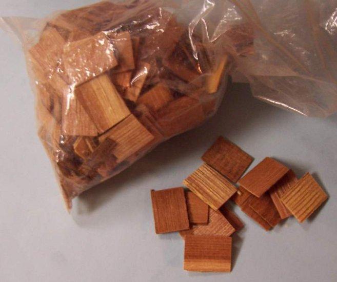 Small lot cedar shingles for dollhouse