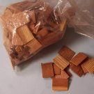 Small lot cedar shingles for dollhouse