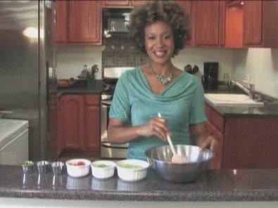 Tam's Healthy Kitchen Video