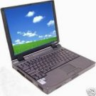 DELL LATITUDE CSX P3 500MHZ 128MB 10GB WIRELESS LAPTOP