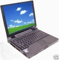 DELL LATITUDE CSX P3 500MHZ 128MB 10GB WIRELESS LAPTOP