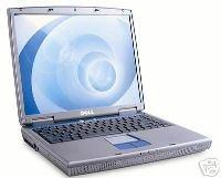 DELL INSPIRON 1100 2.0GZ 512m 40GB CDRW/DVD WIFI LAPTOP