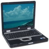 HP NC6000 1.4GHZ CENTRINO 512MB 30GB DVD WIFI XP PRO LAPTOP
