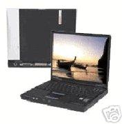 COMPAQ EVO N620C CENTRINO 1.4GHZ 512M 30G CD WIFI