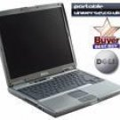 DELL LATITUDE D600 CENTRINO 1.6GHZ 512MB 40GB CDRW/DVD WIFI XP PRO LAPTOP