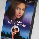 Simply Irresistible DVD - perfect condition - Sarah Michelle Gellar (Buffy the Vampire Slayer)