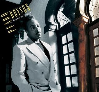 Can You Stop the Rain - Bryson, Peabo (CD 1991)