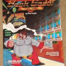 Buck Godot comic book graphic novel by Phil Foglio - full color NM condition