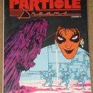 Particle Dreams #2 comic book magazine = Fantagraphics - NM