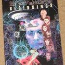Star Trek The Next Generation Beginnings TPB trade paperback comic book - NM / MINT
