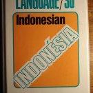Language / 30 - Learn Indonesian instructional audio cassette tape set