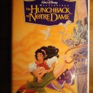 Walt Disney - The Hunchback of Notre Dame VHS animated video tape movie