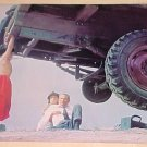 2 different 1978 Superman promotional posters - rare and unused! Christopher Reeve, Marlon Brando