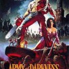 Army of Darkness promotional movie poster - Bruce Campbell