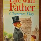 Life With Father by Clarence Day paperback book 1962 Scholastic pub