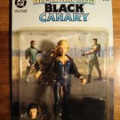 Black Canary action figure DC direct 2000, MIP Justice Society League America