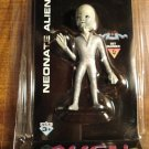 Alien Bendy figure - Neonate Alien - Shadowbox, 1996, MIP, comes with trading card