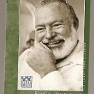 2002 Topps American Pie card #97 Ernest Hemingway