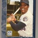 2002 Topps American Pie card #46 Wille Mays  New York Mets