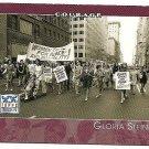 2002 Topps American Pie card #93 Gloria Steinem