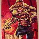 1993 Marvel Universe foil insert card - Tiger Wylde #9 NM / M