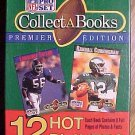 1990 Pro Set Collect-a-Books NFL football series 2 - 12 players, MIB