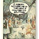 1975 Hysterical History card #3 EX/NM George Washington