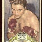 1951 Topps Ringside boxing card #5 Marcel Cerdan VG
