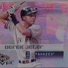 2003 Upper Deck Derek Jeter Proview baseball card #PV29 NM/M New York yankees