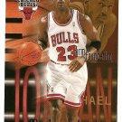 1995 - 1996 Fleer basketball card #323 Michael Jordan NM/M