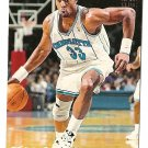 1993 - 1994 Topps Stadium Club basketball card #292 Alonzo Mourning NM/M