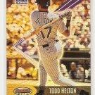 2001 Bowman's Best baseball PROMO cards PP1, PP2, PP3 Todd Helton, Vernon Wells, Tim Hudson NM/M