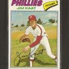 1977 Topps baseball card #638 Jim Katt (B) NM/M Philadelphia Phillies