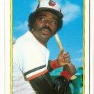 1983 Topps All-Star baseball card #37 Eddie Murray NM/M Baltimore Orioles
