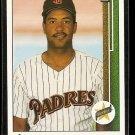 1989 Upper Deck baseball card #5 Sandy Alomar Jr. NM/M San Diego Padres