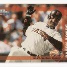 1999 Fleer baseball card #118 Barry Bonds NM/M San Diego Padres