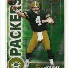 2000 Topps Gold Label football card #41 Brett Favre MINT Green Bay packers