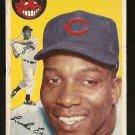 1954 Topps baseball card #23 (B) Luke Easter VG Cleveland Indians